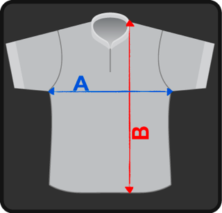 Shirt Measurement Example