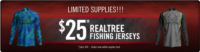 Realtree Fishing $25 Gift Order Form