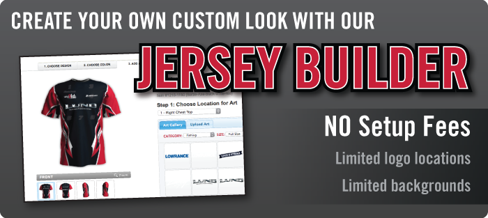 Build Your Own Jersey!